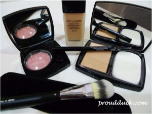 chanel make up2