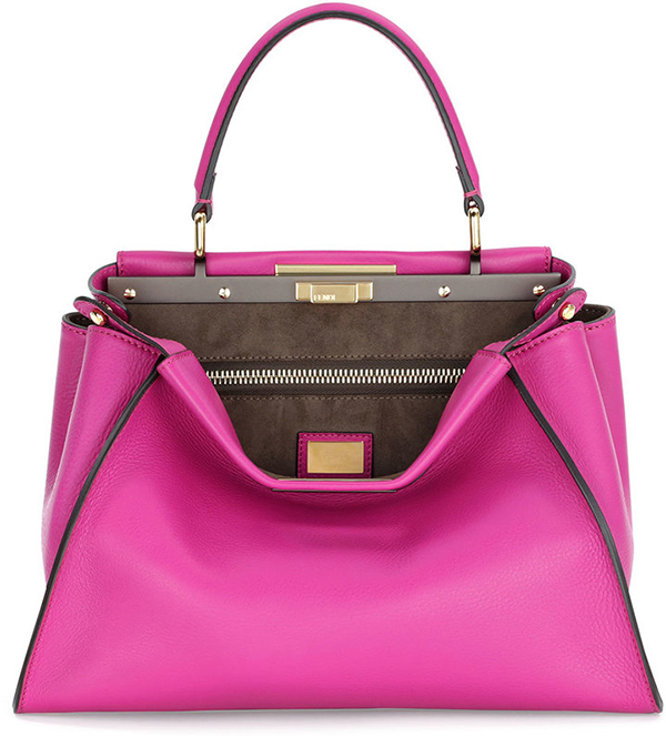 fendi-medium-peekaboo-tote-bag-magenta