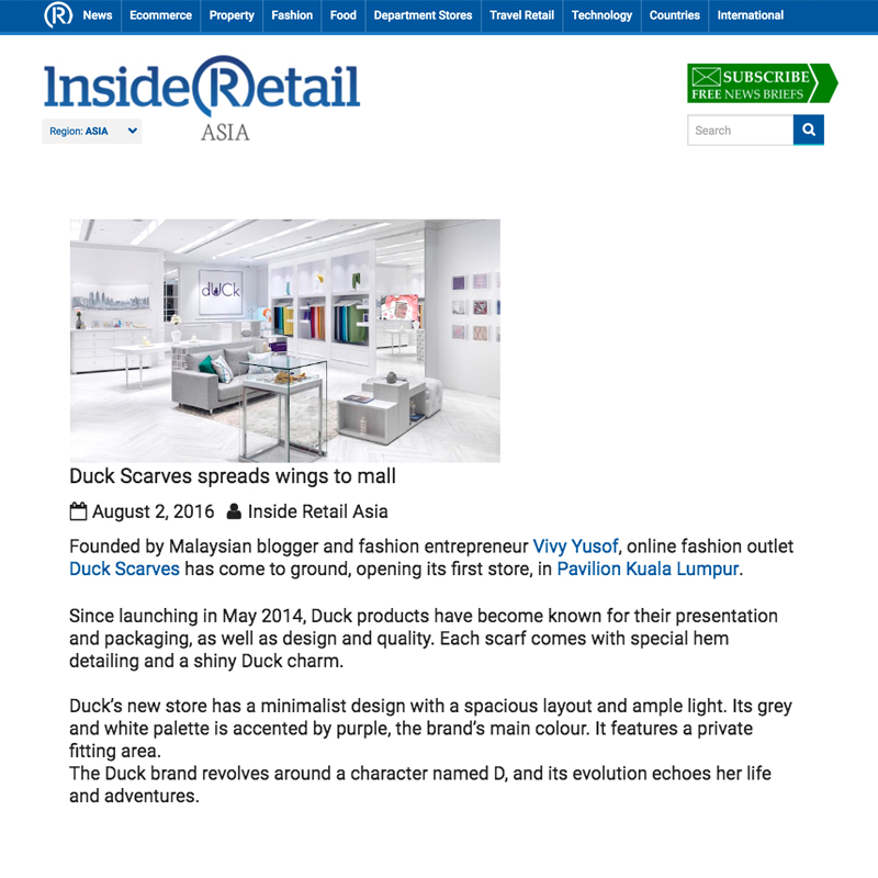 Inside Retail Asia - August