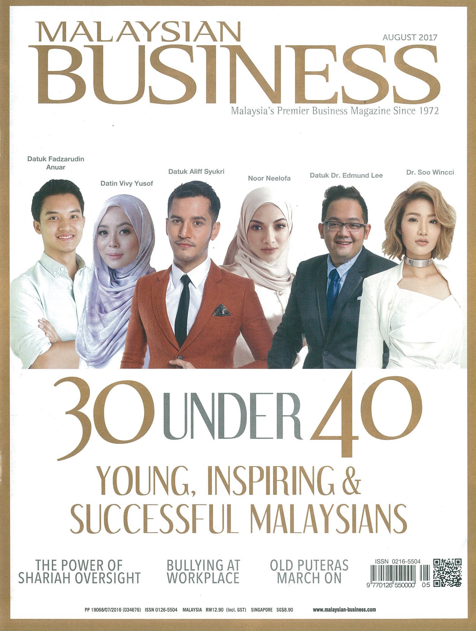 Malaysian Business - August