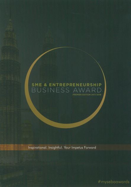 SME & Entrepreneurship Business Award - October