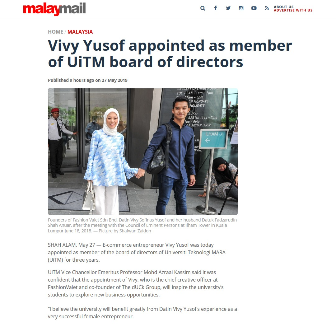 Malay Mail - May