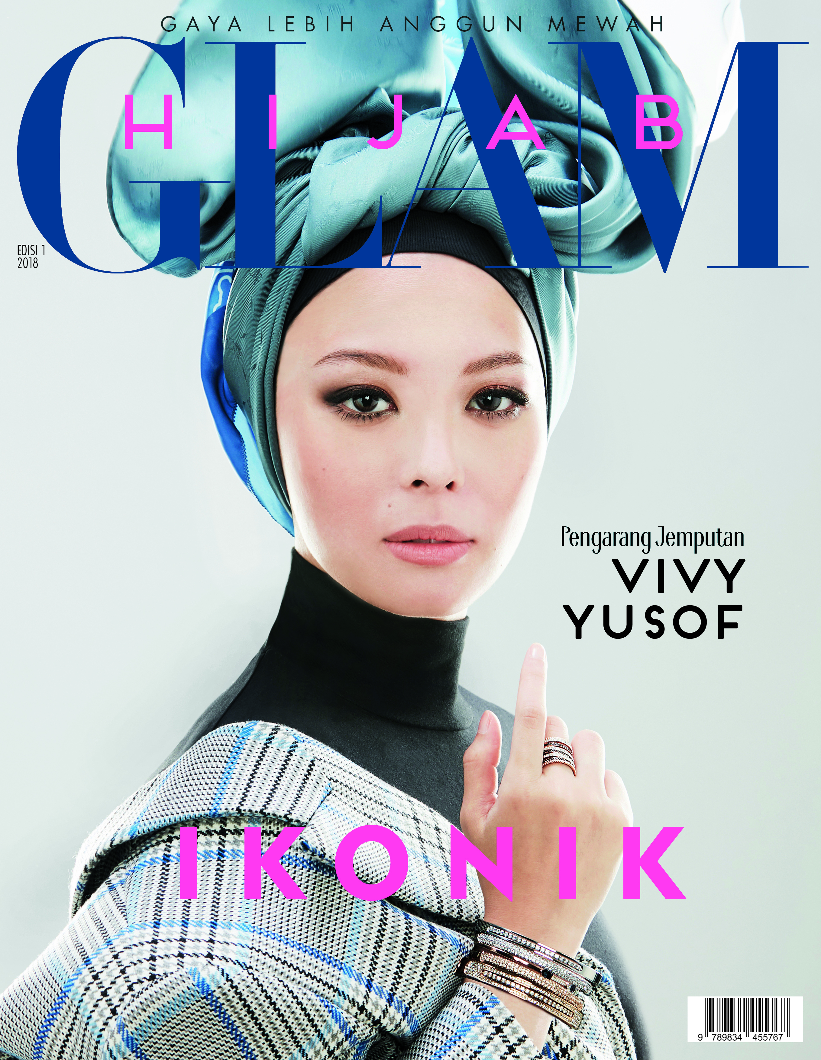 GLAM Hijab - June